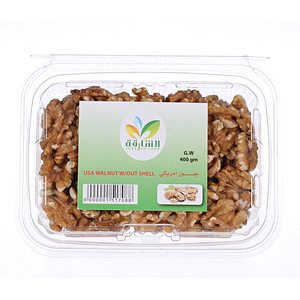 Sharjah Coop Walnut with Out Shell 400gm
