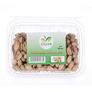 Sharjah Coop Pistachio Salted 400gm