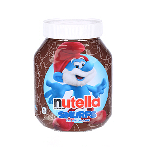 Nutella Spread Choco Jar 825gm