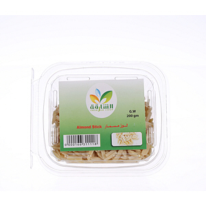 Sharjah Coop Almond Stick 200gm