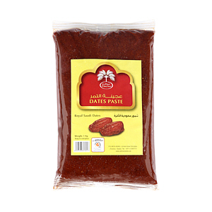 Alkharj Dates Paste 1Kg