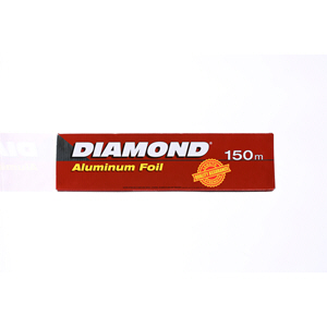 Diamond Aluminium Foil 150Mx30Cm