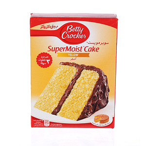 Betty Crocker Yellow Cake 500gm