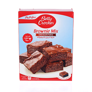 Betty Crocker Brownie Fudge 561gm