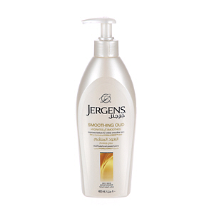 Jergens Smoothing Oud Dry Skin Moisturizer 400ml