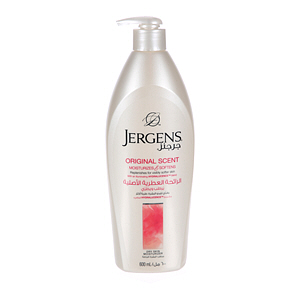 Jergens Original Scent Dry Lotion 600ml