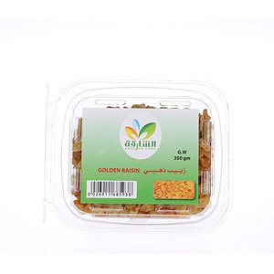 Sharjah Coop Golden Raisin 350gm