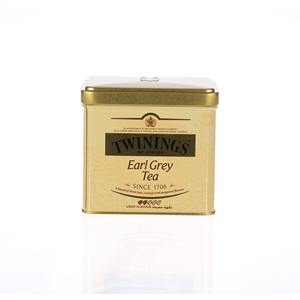 Twinings Goldline Tea Tin Earl Grey 200gm