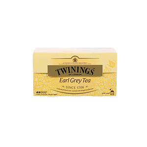 Twinings Goldline Tea Bag Earl Grey 25'S