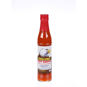 Excellence Hot Sauce 3Oz
