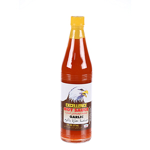 Excellence Hotsauce Garlic 6Oz
