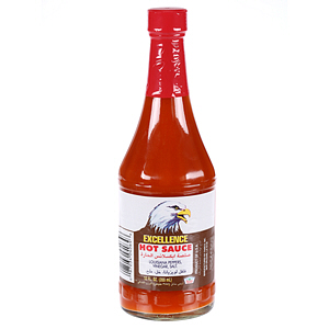 Excellence Hot Sauce 12Oz