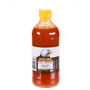 Excellence Hot Sauce 16Oz