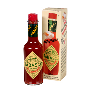 Tabasco Garlic Papper Sauce 150ml