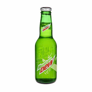 Mountain Dew Soft Drink Nrb 250Ml