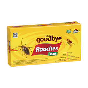 Goodbye Roaches Mini Gold 15gm