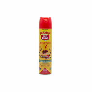 Goodbye Roaches Spray Bed Bugs & Flies 400ml