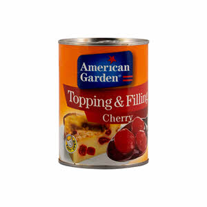 American Garden Pie Filling Cherry 21Oz