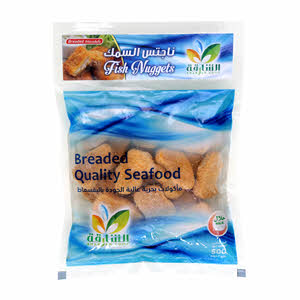 Sharjah Coop Fish Nuggets 500Gm