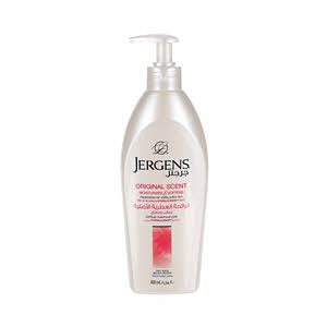 Jergens Original Scent Dry Lotion 400ml