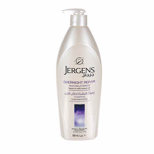 Jergens Overnight Repair Lotion 600ml