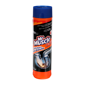Mr Muscle Power Granules 18Oz