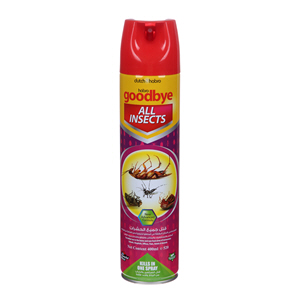 Goodbye Instant Kill All Insects Spray 400ml