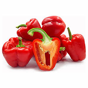 Fresh Capsicum Red B/Air Netherlands 1Kg