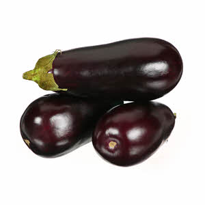 Fresh Eggplant By Air Netherlands 1 Kg