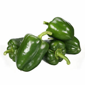 Fresh Capsicum Green Netherlands 1Kg