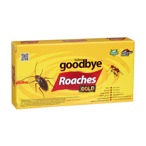 Goodbye Roaches Gold 30gm