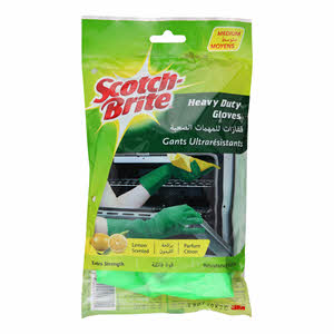 3M Scotch Brite Mp Gloves Medium Tr024