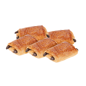 Sharjah Coop Croissant Choco 5'S