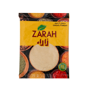 Zarah Ginger Powder 200gm