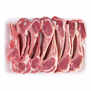 Fresh India Lamb Ribs 1Kg