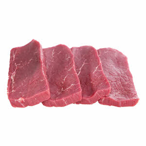 Fresh Australia Beef Topside Steak 1Kg