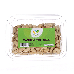 Sharjah Coop Cashew Nut 240 400gm