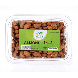 Sharjah Coop Almond 400gm