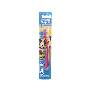 Oral-B Tooth Brush Stages For Kids