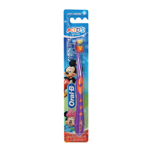 Oral-B Kids Tooth Brush 2-4 Soft