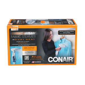 Conair Fabric Steamer with Dual Heat