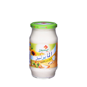 Lesieur Mayonnaise In Sunflower Oil  475gm