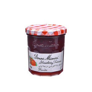Bonne Maman Strawberry Jam 370gm