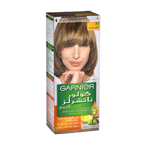 Garnier Color Naturals Hair Color Cream Ash Blonde No.7.1