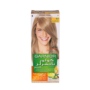 Garnier Color Naturals Haircolor Light Ash Blonde No.8.1