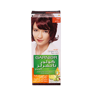 Garnier Color Naturals Haircolor Burgundy No.4.6