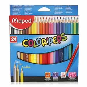 Maped Color'peps Pencil Animal 24PCS