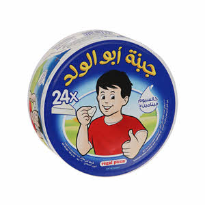 Abu Al walad Triangle Cheese 360gm