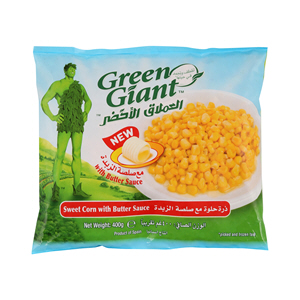 Green Giant Sweet Corn with Butter Sauce 400gm
