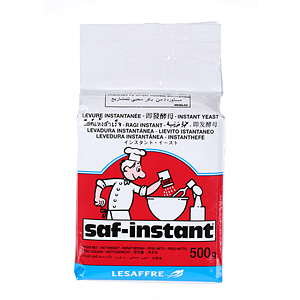 Saf-instant Yeast Faure Pack 500gm